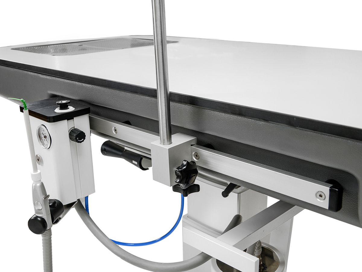 MEDICAL EQUIPMENT RAILS