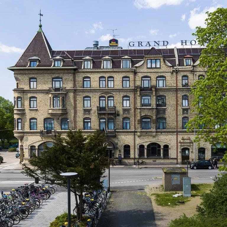 Best Western Plus Grand Hotel<br />★★★★
